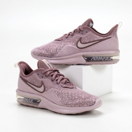 Tênis Nike Air Max Sequent 4 WMNS Feminino - Rose/rose