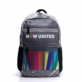 Mochila Now United Unissex - Diversas