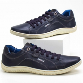Sapatênis Ferracini Canvas Masculino - Navy