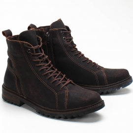 Bota West Coast Masculina - Conhaque