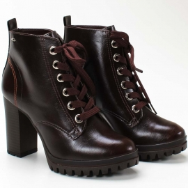 Bota Dakota Feminina - Cafe
