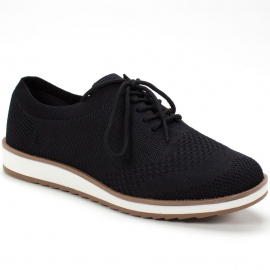 Oxford Dakota Feminino - Preto