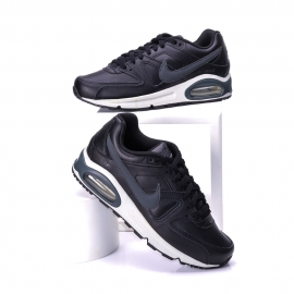 Tênis Air Max Command Leather Masculino - Preto